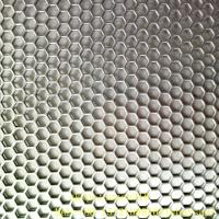 powder coating stainless steel 304 316 perforated hole panels Manufactures