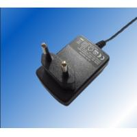 United States Europe Wallmount AC Adapter 12V DC 1A 12W UL CE FCC SAA Manufactures