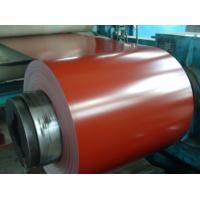 Quality AISI Prepainted Color Coated Steel Coil Minimum Spangle For Balustrade SGCC SPCC for sale