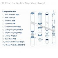 HQ wireline double tube core barrel Manufactures
