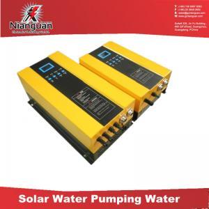 MPPT Solar Water Pumping Inverter Manufactures