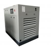 White Bowes Airend 22KW 30HP Rotary Screw Air Compressor ZAKF Manufactures
