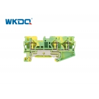 JST 4-TW-PE Spring Terminal Block Connector 41A  Rated Current High Durability Manufactures