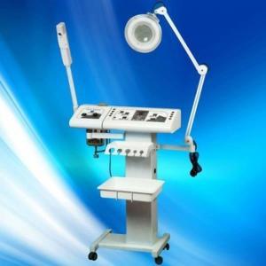 China 10 / 11 In 1 Galvanic Vacuum Multifunction Ultrasonic Beauty Machine For Blackhead on sale