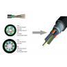 Outdoor Telecom Single Mode Optical Coaxial Cable 6 12 24 72 96 144 288 Cores GYTS Manufactures