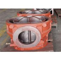 High Strength Iron Casting Parts Smooth Surface With Primary Painting Manufactures