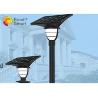All In One Outdoor Solar Garden Lights With Mono Crystalline Silicon Material Manufactures