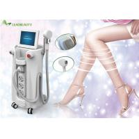 China Promotion price Laser Alexandrite Permanent 808nm Diode Laser Hair Removal Machine Price For Sale on sale