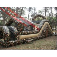 boot camp challenge obstacle course a camouflage military obstacle course Manufactures