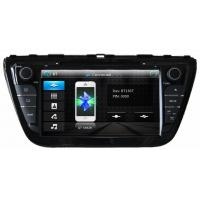 Ouchuangbo Car DVD GPS Stereo Player Suzuki SX4 S Cross 2014 USB iPod HD Video RDS OCB-8073A Manufactures