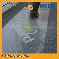 High Adhesive PE Protective Film For Cars And Residential Carpet Surface Manufactures