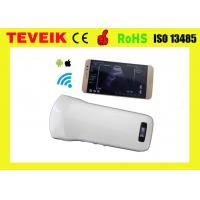 Buy cheap Handheld High Frequency Ultrasound Transducer , Medical Ultrasonic Transducer from wholesalers
