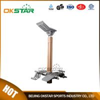 wooden street lamp outdoor fitness sit up board Manufactures
