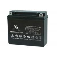 7.0AH 12v Agm Motorcycle Battery Sealed Lead Acid Type Environment Friendly Manufactures