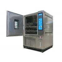 Constant Temperature Humidity Chamber / Li-Ion Battery Testing Equipment Manufactures