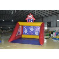 Inflatable Soccer Frame 0.55mm PVC Inflatable Sports Toys Custom Manufactures