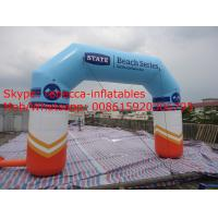 inflatable arch cheap inflatable arch for sale inflatable arch  for beach series Manufactures