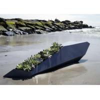 Abstract Outdoor Stainless Steel Planters Box Irregularity Shape Corrosion Stability Manufactures