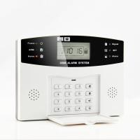 Quality Wireless GSM SMS Home Office Security Burglar Intruder Alarm System for sale