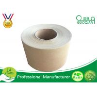 Water Release kraft gummed paper tape Non Reinforced For Low Volume Packaging Manufactures