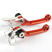 Aluminum MX Motorcycle Brake Clutch Lever For KTM SX XC EXC SXF XCW XCF Orange Manufactures