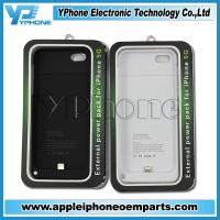High Quality 3.7V Li - ion Black OEM Original New extra Batteries For iPhone 5 Manufactures