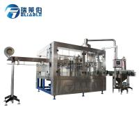 China 0.3 - 2L Aseptic Soft Drink Liquid Bottling Machine / Equipment 24 Heads on sale