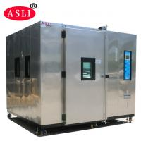 Touch Control Save Power Walk-In Constant Temperature and Humidity Test Room Manufactures