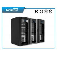 High Frequency Pure Sine Wave 380V / 400V / 415VAC Modular UPS Power Supply with Low Noise Manufactures