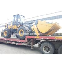 Buy cheap Model WD10G220E21 Heavy Construction Machinery , XCMG Wheel Loader Machine from wholesalers