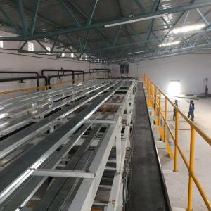 3 layer 5 layer 7 layer Corrugator Line Corrugated Cardboard Production Line Manufactures