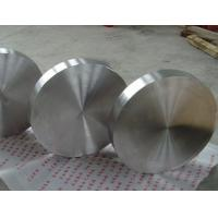 Buy cheap astm b381 forged titanium disc from wholesalers