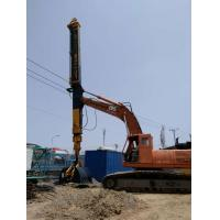TYSIM KM260 Excavator Telescopic Clamshell Boom for Extending Construction Radius and Vertical Depth Manufactures