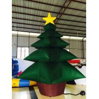Customized Inflatable Advertising Products For Christmas / Party / Family Decoration Manufactures