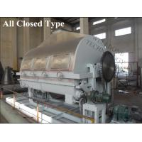 110 / 220V Industrial Drum Dryer Machine Low Temperature Drying 0 . 5 - 40Ton Manufactures