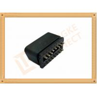 24V Universal Obd2 Connector / Car Diagnostic Connector Nickel Or Golden Plated Pins Manufactures
