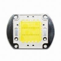 LED COB Light with 1,500 to 1,800lm Luminous Flux and 700mA Current Manufactures