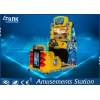 Coin Operated Electronic All Stars Racing Game Machine For Amusement Center Manufactures