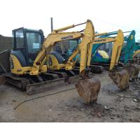 KOMATSU PC35MR MIDI DIGGER WITH ROTATION PILE 3.5TON Manufactures