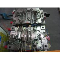 The Automobile Injection Mold Components Adjustable Clamping Pressure Manufactures