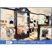 Buy cheap Lovely Black White Dis Assembly Kids Boutique Store Fixtures from wholesalers