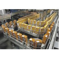 6000 L/H Orange Fruit Juice Processing Equipment With Fresh Fruits Treatments Manufactures