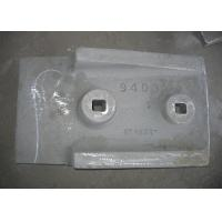 High Cr Cast Iron White Iron Casting Mill Liners , Metal Casting Liners Manufactures