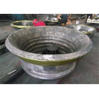 Manganese Steel Cone Crusher Spare Parts Manufactures