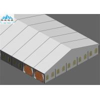 25x90M Aluminum Frame Waterproof Outdoor Event Tents For 2000 People Manufactures