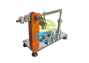 IEC60065 Figure 11 Plug Socket Tester , Socket Outlet Torque Tester 0.25 Nm Manufactures