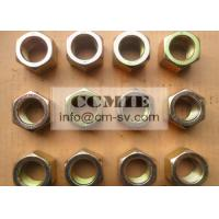 Auto Use Heavy Hex Nuts , Shantui Road Roller Stainless Steel Nuts Manufactures