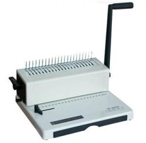 China Comb binding machine on sale
