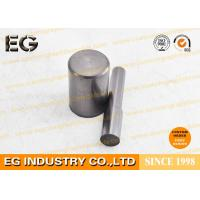 0.25 Inch Solid Graphite Rod OD High Temperature Resistance Not Easy to Fracture low ash Manufactures