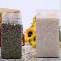 Low Oxygen Transmission Rate Custom high quality low price Textured/Embossed Vacuum Bag roll, Food Packaging Manufactures